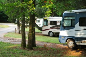 RV Sites back to Lincoln National forest